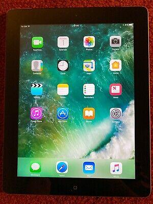 Apple iPad 4th Gen. 128GB, Wi-Fi + Cellular (Unlocked),