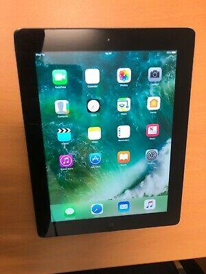 Apple iPad 4th Gen. 16GB, Wi-Fi, 9.7in - Black Retina
