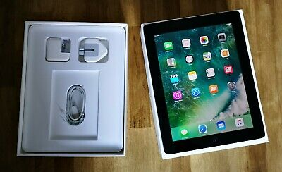 Apple iPad 4th Gen. 32GB, Wi-Fi + Cellular (Vodafone), 9.7in