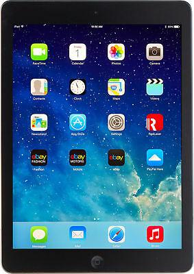 Apple iPad Air 1st Gen. 32GB, Wi-Fi, 9.7in Space Grey Needs