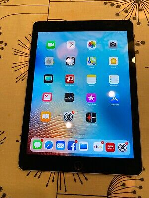 Apple iPad Air 2 16GB, Wi-Fi + Cellular (on EE), 9.7in -