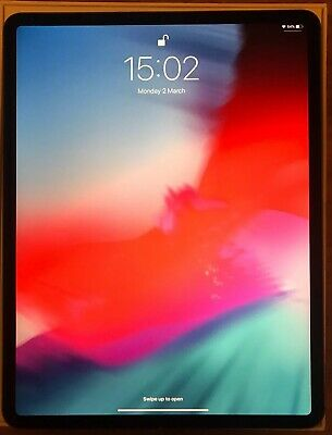 Apple iPad Pro 3rd Gen. 256GB, Wi-Fi + Cellular, 12.9in -