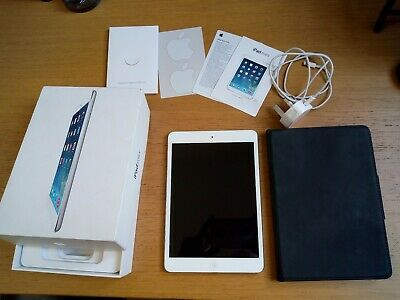 Apple iPad mini 1st Gen 16GB, Wi-Fi, 7.9in - White & Silver,