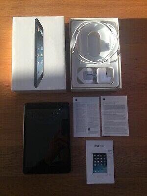 Apple iPad mini 1st Gen. 64GB, Wi-Fi, Black - only 2months