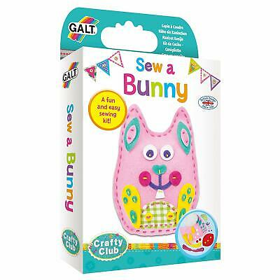 Galt Sew A Bunny Sewing Kit, Craft Kit for Children
