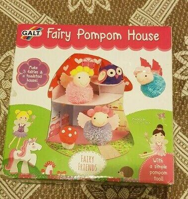 Galt Toys Fairy Pompom House
