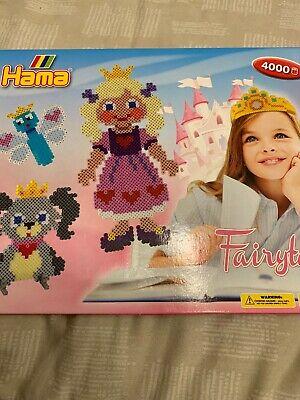 Hama Bead Fairytale -  Midi Hama Beads - Craft Kit for