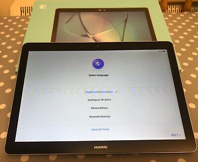 Huawei MediaPad T3 10 Inch 16GB Tablet - Space Grey