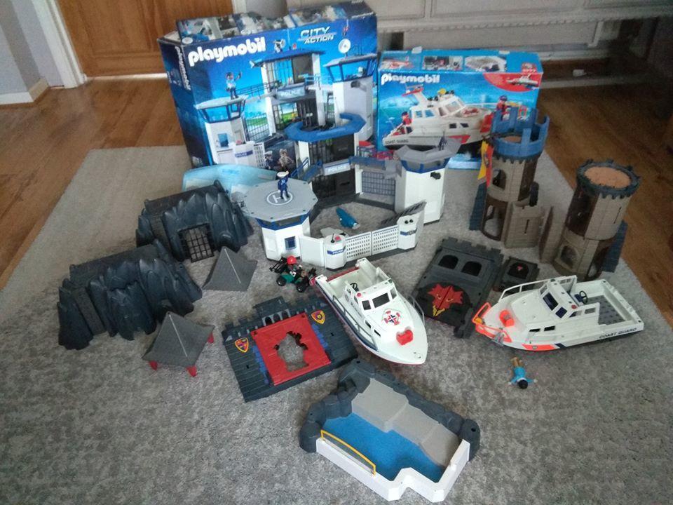 Huge number of Playmobil sets