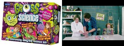 John Adams Gross Science TV Craft Kit UK POST FREE