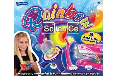 John Adams  Rainbow Science Kit BNIB