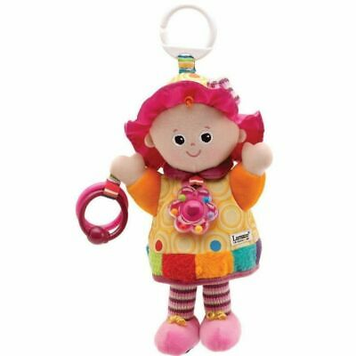 Lamaze Baby Toy My Friend Emily Doll Plush Stuffed Kids Play