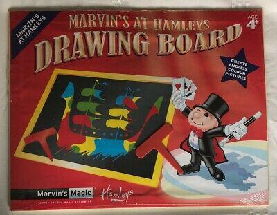 Marvin's Magic Drawing Board Hamleys.