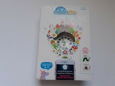 Moonlite Story Book Projector For Mobile Phone Hungry