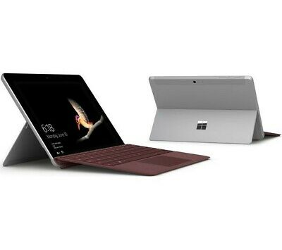 NEW - Microsoft Surface Go 64GB, Wi-Fi, 10in - Silver +