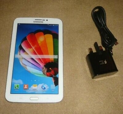 NO RESERVE! Samsung Galaxy Tab 3 SM-TGB, Wi-Fi + 3G