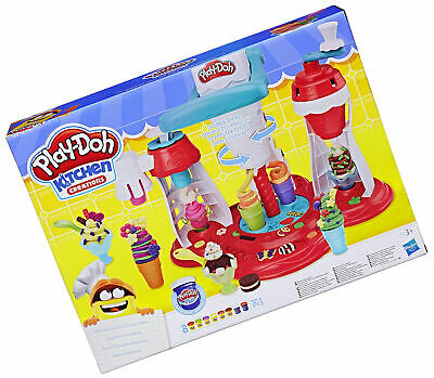 Play-Doh EEU4 Kitchen Creations Ultimate Swirl Ice Cream