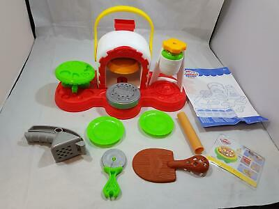 Play-Doh Stamp 'n Top Pizza Oven Toy- Missing Play-Doh