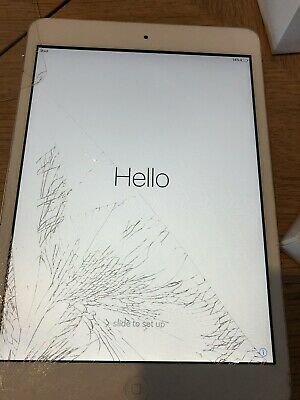 READ ME Apple iPad mini 1st Gen. 16GB, Wi-Fi, 7.9in - White