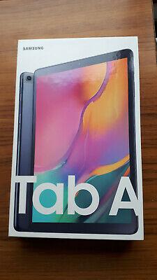 """SAMSUNG Galaxy Tab A 10.1"""" Tablet ( GB, Black"""