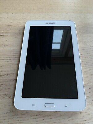 Samsung Galaxy Tab 3 Lite SM-TGB, Wi-Fi, 7in - White +