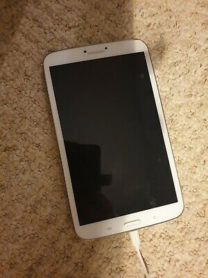 Samsung Galaxy Tab 3 SM-TGB, Wi-Fi, 8in - White