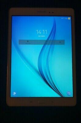 Samsung Galaxy Tab A 16GB, Wi-Fi, 10.1 inch - White ()
