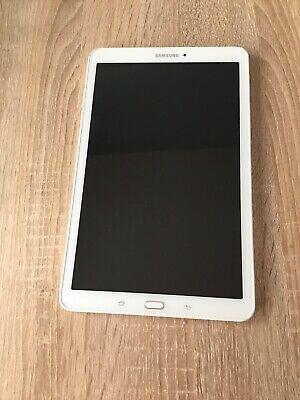 Samsung Galaxy Tab E Sm-tgb WiFi Tablet - White