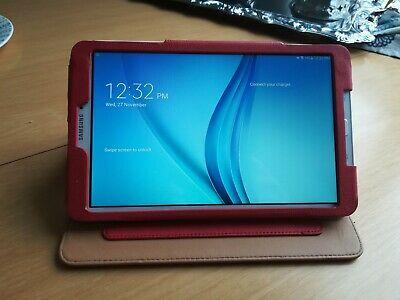 Samsung Galaxy Tab E Tablet - White