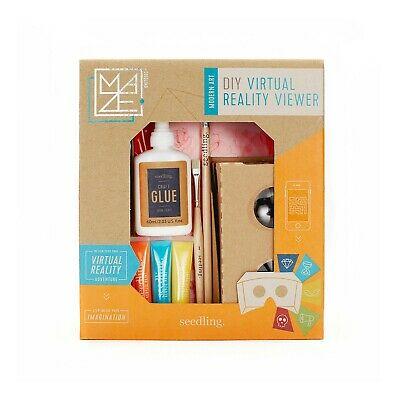 Seedling DIY Virtual Reality Viewer: Modern Art Activity Kit