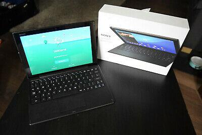 Sony Xperia Z4 Tablet SGPGB, Wi-Fi + 4G (Unlocked),