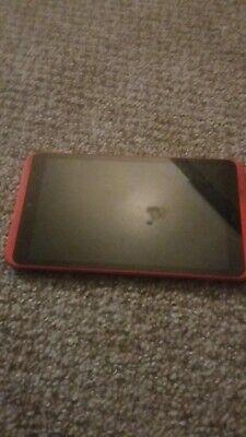 Tesco HUDL2 16GB, Wi-Fi, 8.3in - Rocket Red