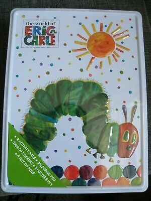 The World of Eric Carle Happy Tin by Parragon Books Ltd