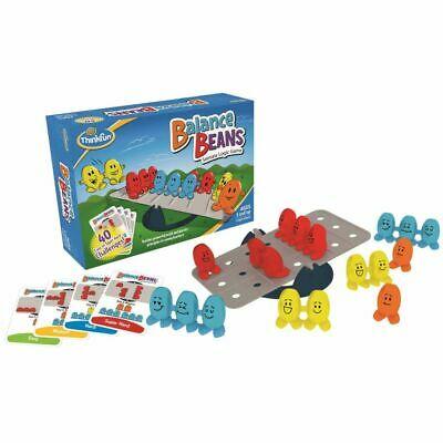 Thinkfun Seesaw Logic Game Balance Beans Children Challenge