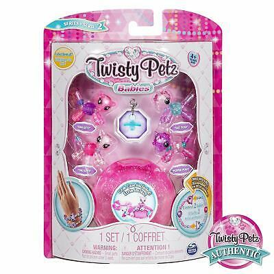 Twisty Petz Babies Glitzy Bracelets 4 Pack