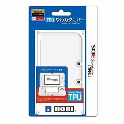 [New 3DS corresponding] TPU Yawa Katakaba for NEW Nintendo