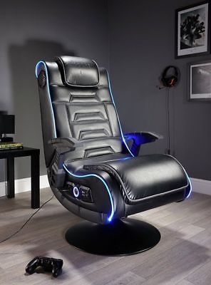 New other X Rocker New Evo Pro Gaming Chair LED Edge