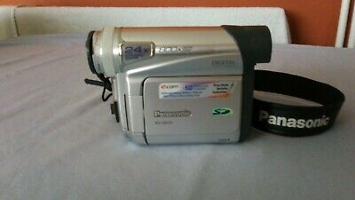 Panasonic NV-GS15EG Camcorder - Silver. Used but in