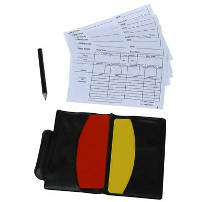 Box for football match referee red and yellow cards Q8J4 LK3