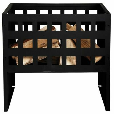 Esschert Design Fire Basket Rectangle FF88 Outdoor Fireplace