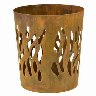 Esschert Design Fire Basket Rust Round FF216 Outdoor