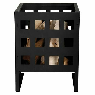 Esschert Design Fire Basket Square FF87 Outdoor Fireplace