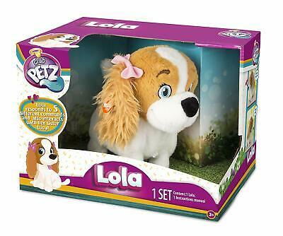 IMC  Club Petz Lola (English language) White/Brown