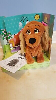 Lucy The Dog Interactive Electronic Pet - Club Petz