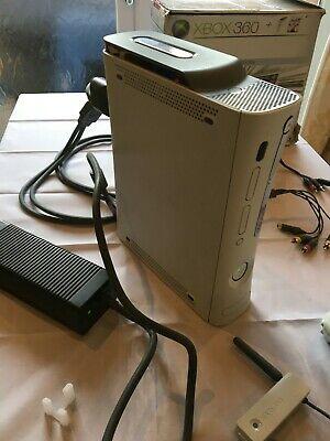 Microsoft Xbox 360 Arcade 256MB White Console