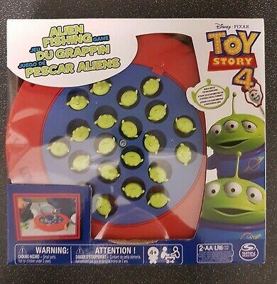 TOY STORY 4 Alien Fishing Game Disney PIXAR Motorised Game