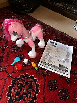 Zoomer Show Pony Interactive Electronic Dancing Horse Pet
