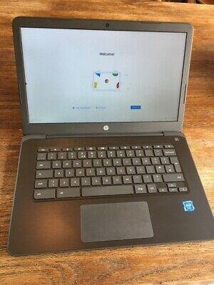 HP Chromebook 14 inch Laptop GOOD CONDITION (Intel Celeron,