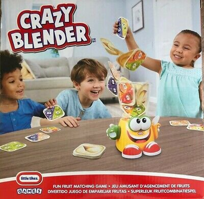 Little Tikes Crazy Blender Toy