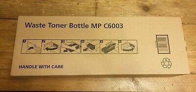 NEW! Ricoh Waste Toner Bottle MP C / D